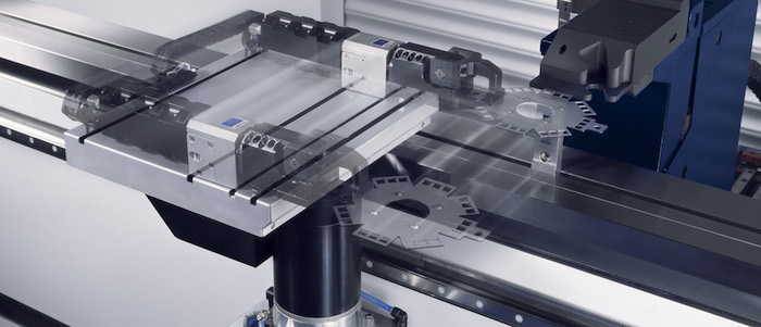 TRUMPF Bending in motion